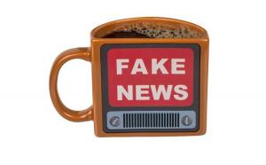 Cana termosensibila Televizor Fake News