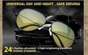 Ochelari de condus UV400 pentru zi si noapte