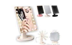 Oglinda cu Led pentru make-up