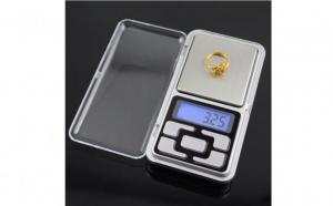 Cantar de bijuterii digital portabil, cu precizie 0,01g - 100g, afisaj LCD C66
