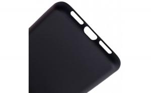 Husa Huawei P20 Flippy Matte Tpu Negru
