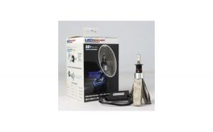 Set Bec HB3 9005 cu LED Luxeon Zes 5S+ CanBus 6000k