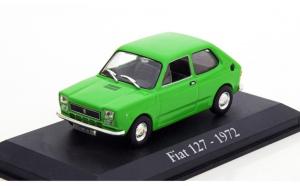 Machete auto Fiat 127 - 1972 1:43