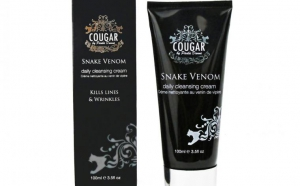 Cougar Snake Venom Daily Cleansing Cream, Cougar