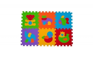 Jucarie copii puzzle BabyOno 277 6 piese