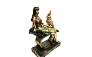 Statueta Cleopatra, 24 cm,  TH130182D