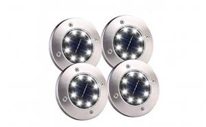 Set 4 lampi solare pentru pamant, Produse Noi