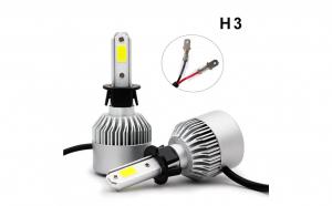 Set becuri LED auto S2, 8000 lumeni, 6000k - H3