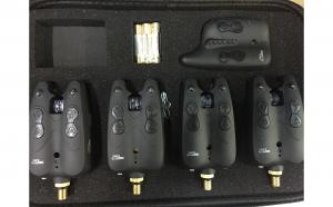 Set senzori 4+1 Falai Line Model 2019 cu penar pentru transport si baterii incluse