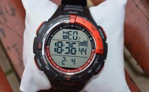 Ceas Q&Q Multifunction - Lumina, alarma, data completa si ora de pe 2 fusuri orare, toate sub acelasi cadran, la doar 99 RON in loc de 249 RON!