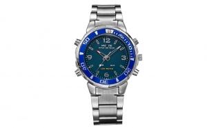 Ceas Weide WH843-3C albastru