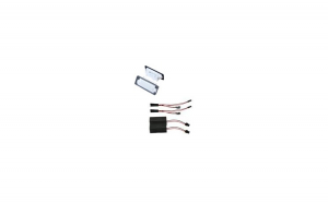 set 2 Lampi numar full LED compatibil AUDI, SEAT SKODA, VW