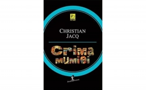 Crima mumiei, autor Christian Jacq