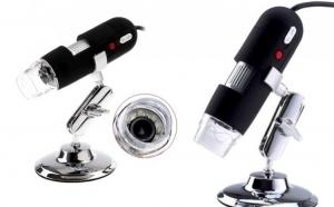 Microscop digital pentru reparatii detaliate, observare natura, inspectare monede