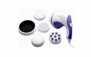 Aparatul pentru masaj cu capete rotative + CADOU - disc pila pentru calcaie