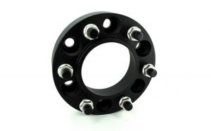 Distantier  6x139 - 7 106 35mm negru cu piulite incluse