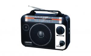 Radio Leotec Q1 cu 4 benzi radio AM/FM