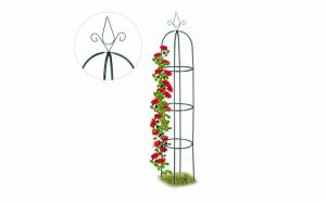 Suport trandafiri , pergola flori cataratoare 90 cm inaltime