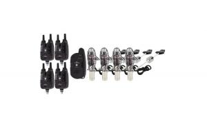 Set 4 senzori cu statie, cu snagbar fix si Set 4 Swingere, model nou, forma de peste