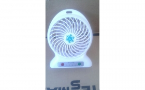 Mini ventilator acumulator