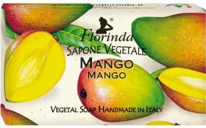 Sapun vegetal cu mango, 100 g La Dispensa