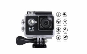 Camera sport, rezistenta la apa, Full HD 1080p