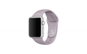 Curea Silicon Premium MTP Lavenader  pentru Apple Watch 40mm