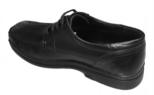 Pantofi barbati din piele naturala, romanesti, marimi mari 45, 46, 47 si 48