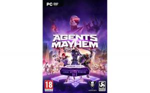 Agents of Mayhem Day