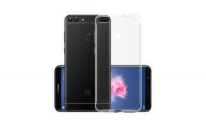 Husa Huawei P Smart Tpu Transparent