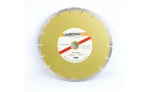 Disc diamantat segmentat pentru fierastrau circular Mannesmann M1245-230, O230 mm
