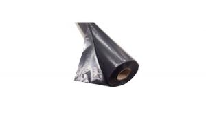 Folie neagra pentru mulcire 15 microni/1mx1000m