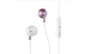 Casti In-Ear Remax, Cu Microfon, Rose