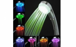 Cap dus cu LED 7 culori