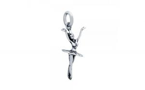 Pandantiv argint 925 balerina