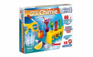 Joc Clementoni Stiinta si joaca, Primul meu laborator de chimie