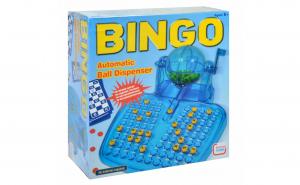 Joc de masa Bingo Lotto - 23 x 24 x 6 cm