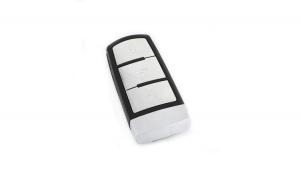 Carcasa cheie - VW - cu lamă brută tip briceag, 4 butoane
