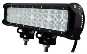 "LED BAR offroad 72W/12V-24V, 6.120 lumeni, 12""/30 cm"