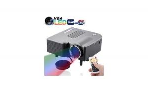 Videoproiector portabil cu LED - 320×240 Pixels