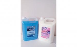 Pachet detergent lichid plus balsam rufe