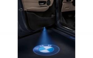 Proiectoare Portiere cu Logo BMW