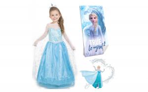 Rochie fetite Elsa + Prosop