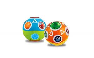 Minge interactiva bebelusi ,Spin Ball ,Abero
