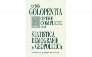 Statistica demografie, autor Anton Colopentia