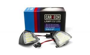 Lampa dedicata cu led sub oglinzi Volkswagen Golf 5, Eos , Jetta, Passat