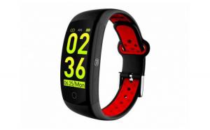Bratara fitness T FIT 250 GPS  negru