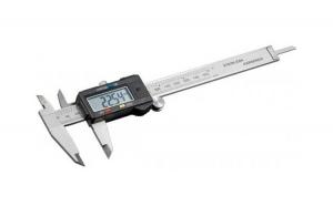 Subler profesional digital din inox - metallic, rigla metalica, la doar 69 RON in loc de 149 RON