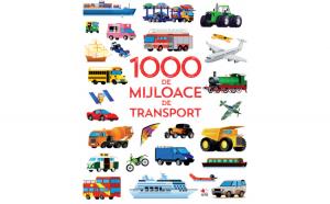1000 de mijloace de transport
