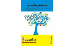Vocabulary Wizard - Apprentice, autor Ana-Maria Marin